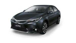 All New Corolla Brebes