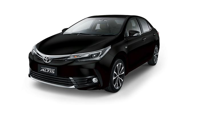 Corolla Altis full