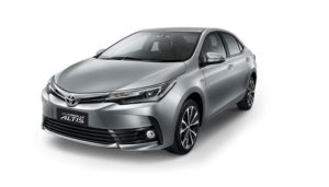 All New Corolla Slawi