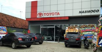 Dealer Toyota Slawi