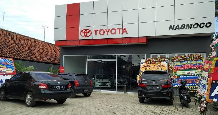 Dealer Toyota Slawi