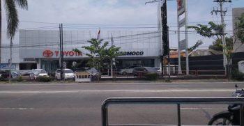 Dealer Toyota Tegal