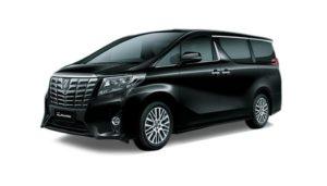 Harga Toyota Alphard Pemalang