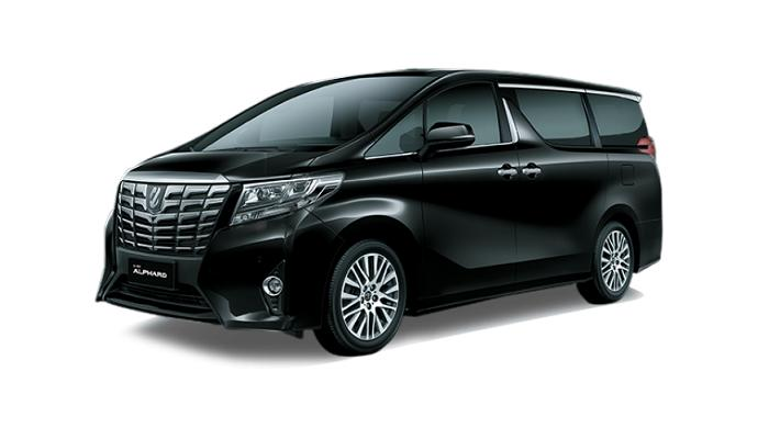 New Alphard full