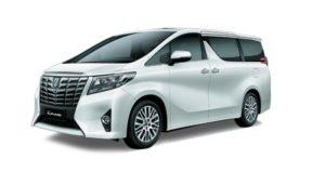 Harga Toyota Alphard Tegal
