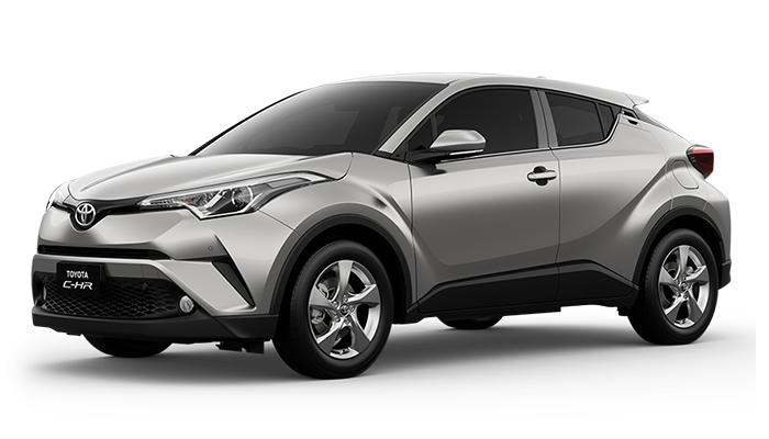 Harga Toyota CHR Brebes