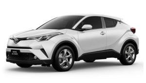 Harga Toyota CHR Pemalang