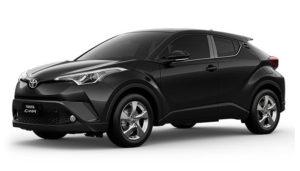 Harga Toyota CHR Slawi