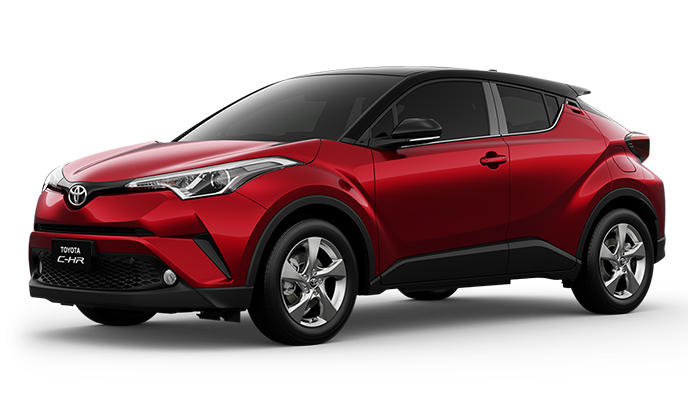 Harga Toyota CHR Tegal