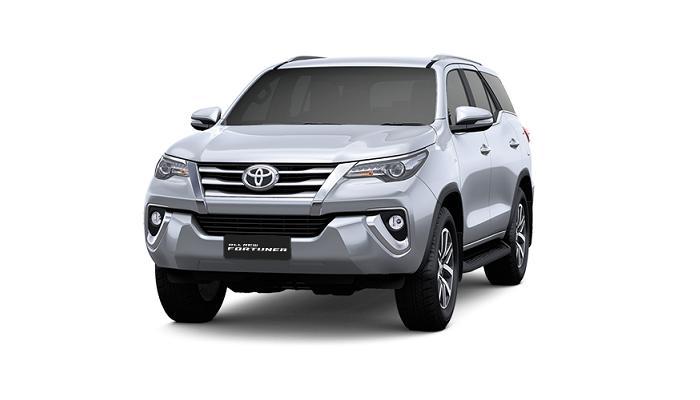 Harga Toyota Fortuner Brebes