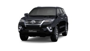 Harga Toyota Fortuner Bumiayu