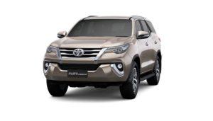Harga Toyota Fortuner Pemalang