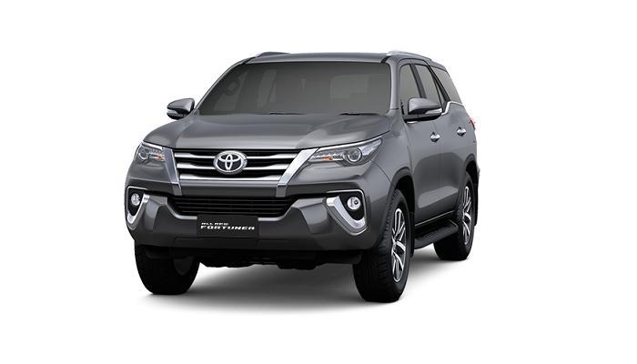 Harga Toyota Fortuner Slawi