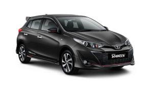 Harga Toyota Yaris Slawi