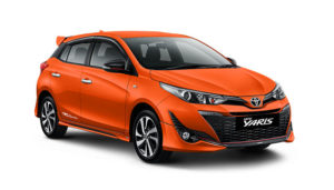 Harga Toyota Yaris Tegal