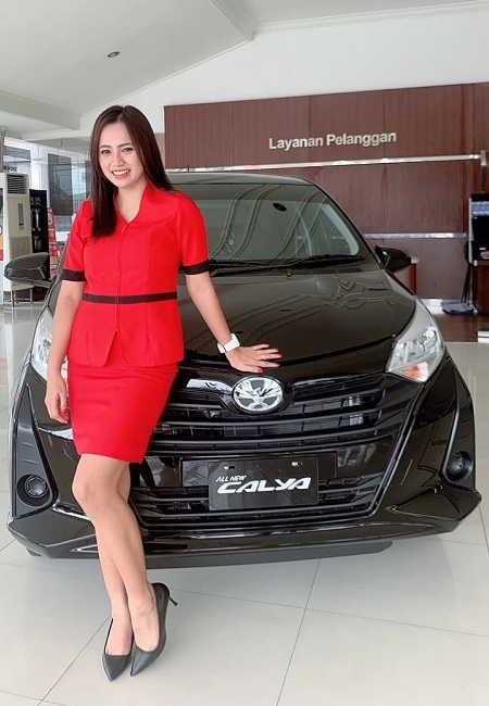 Sales Marketing Toyota Nasmoco Tegal