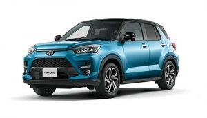 Harga Toyota Raize Tegal